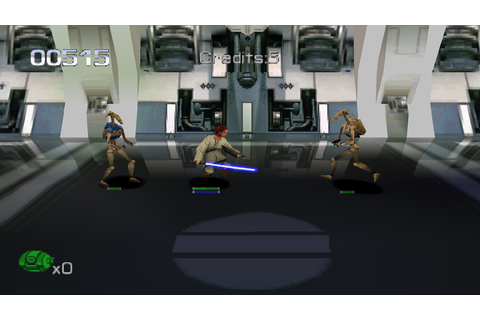 Star Wars - Episode I - Jedi Power Battle [NTSC-U] ISO